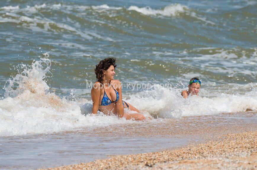 азовское море ейск фото пляжей